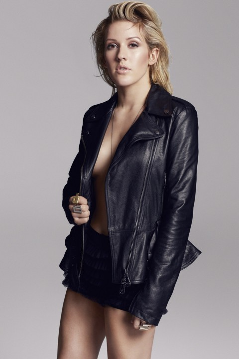 Galería » Portadas, photoshoots, candids. Ellie-Goulding-For-Marie-Claire-3