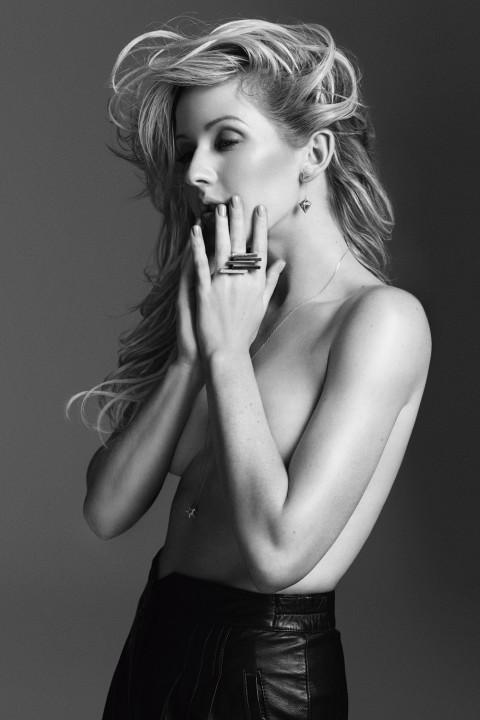 Galería » Portadas, photoshoots, candids. Ellie-Goulding-For-Marie-Claire-1