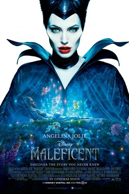 [BD + DVD] Maléfique (22 octobre 2014) Maleficent-poster