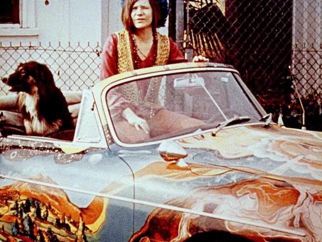 La Porsche 356SC 1600 Cabriolet 1964 de Janis Joplin Janis-Joplin-Car