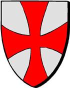 Les TEMPLIERS en Bretagne Templiers-blason
