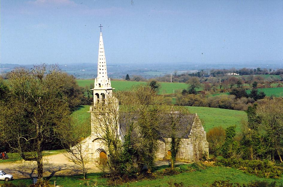 La Vallée des saints de Bretagne St-gildas-chap-butt