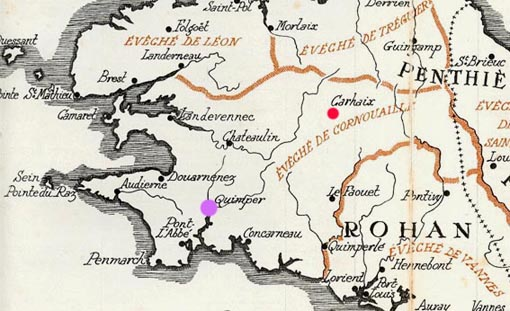 Cornouaille Haut Moyen-Age Cornouaille-vb