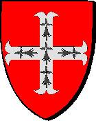 DINAN Blason-croix