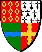GUEMENE-sur-Scorff / Ar / Er Gemene Blason