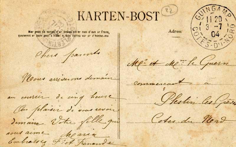 Les cartes postales libellées en breton Cp-bataillon-2