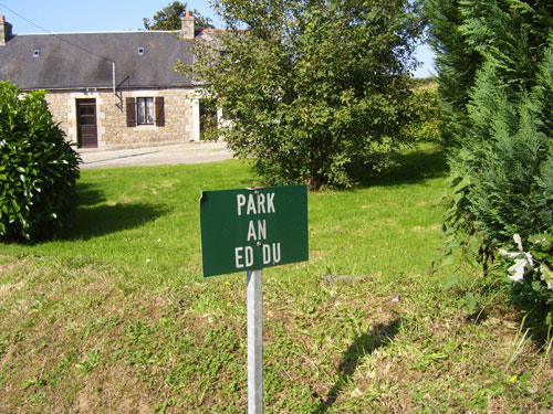 Le blé noir Park-an-ed-du
