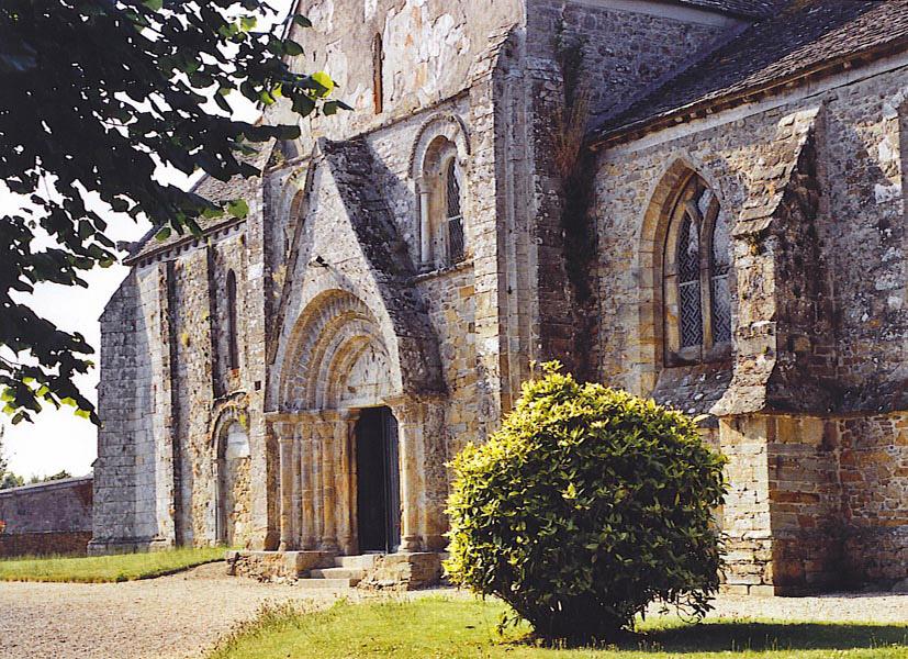 L'architecture cistercienne en Bretagne Kernitron10