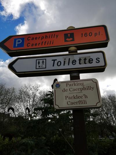 Termes et code de la route - Page 2 Caerphilly-1