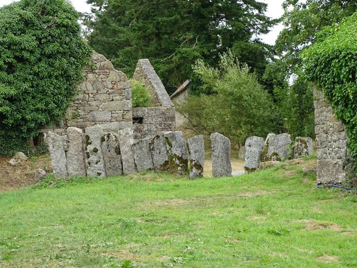 Clôtures en piliers de pierres Saint-antoine-2706