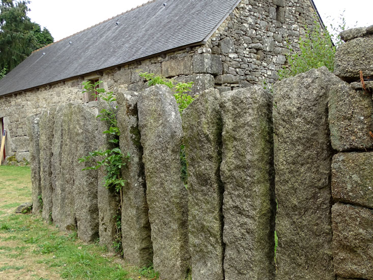 Clôtures en piliers de pierres Saint-antoine-2721