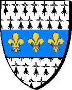 Les noms bretons du ruisseau dans la toponymie guérandaise Blason