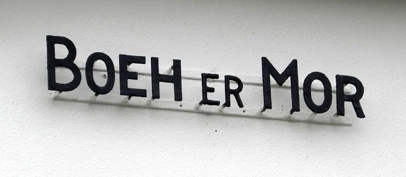 Les noms de maisons en langue bretonne Boeh-er-mor-stcado