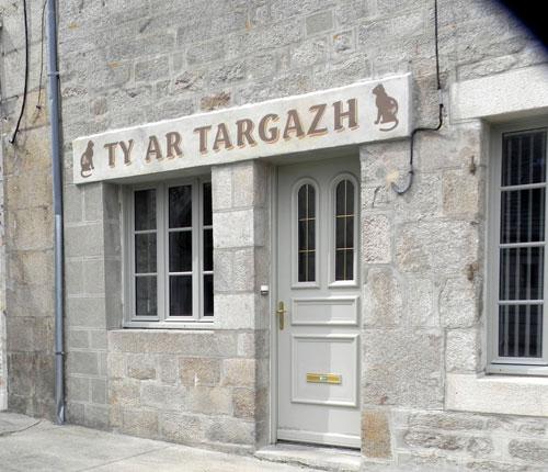 Les noms de maisons en langue bretonne Ty-ar-targazh