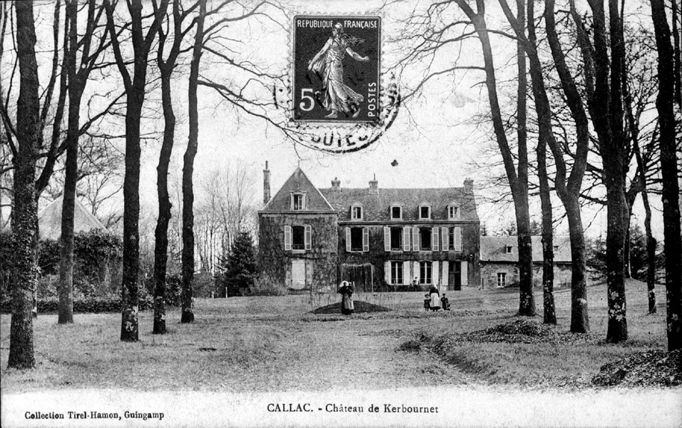 Fontaine Sainte-Anne Kerbournet-cp