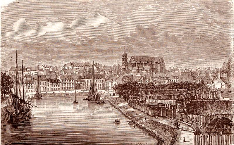 VANNES / Gwened Port-joanne-1888