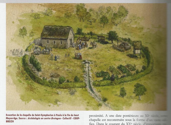 La Bataille de Carohaise. Réédition Archeologie-st-symphorien