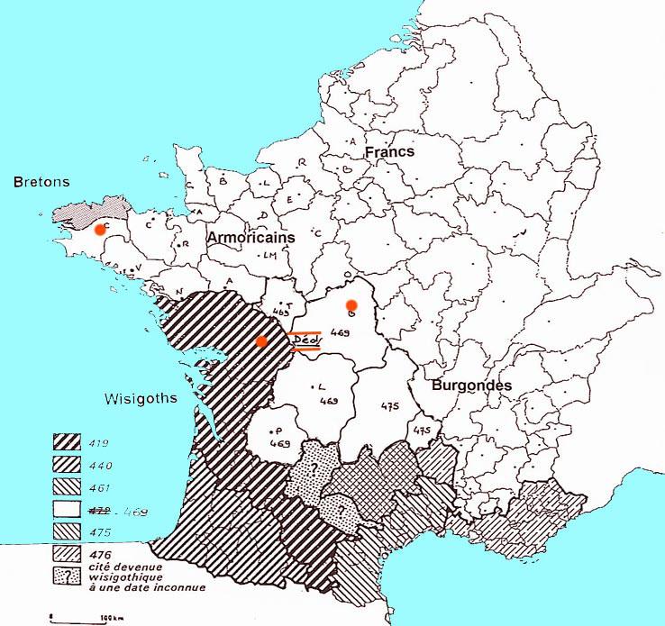 """Blog """"Hagio-historiographie médiévale"""" de A-Y Bourgès Carohaise-gaule-rouche"""