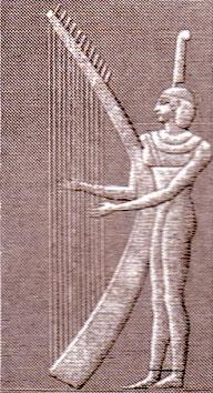 harpes et lyres (Telennoù ha Lourennoù) Harpe-elethyia-124