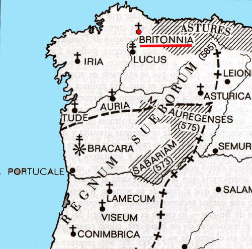 BRITONNIA Carte-britonnia