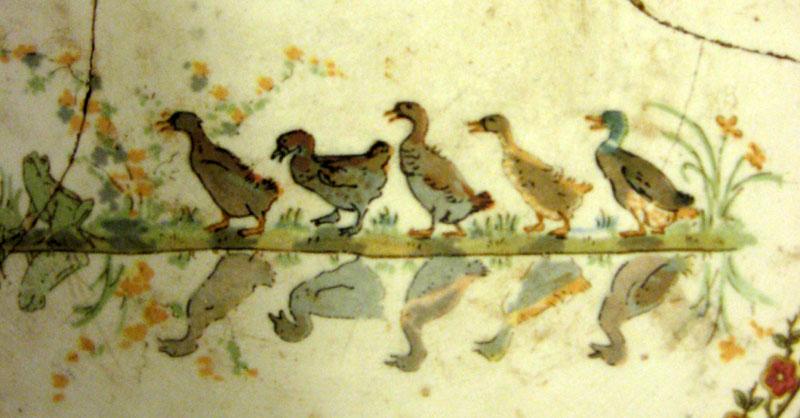 Canard / Houad / Duck Canards-faience-0228