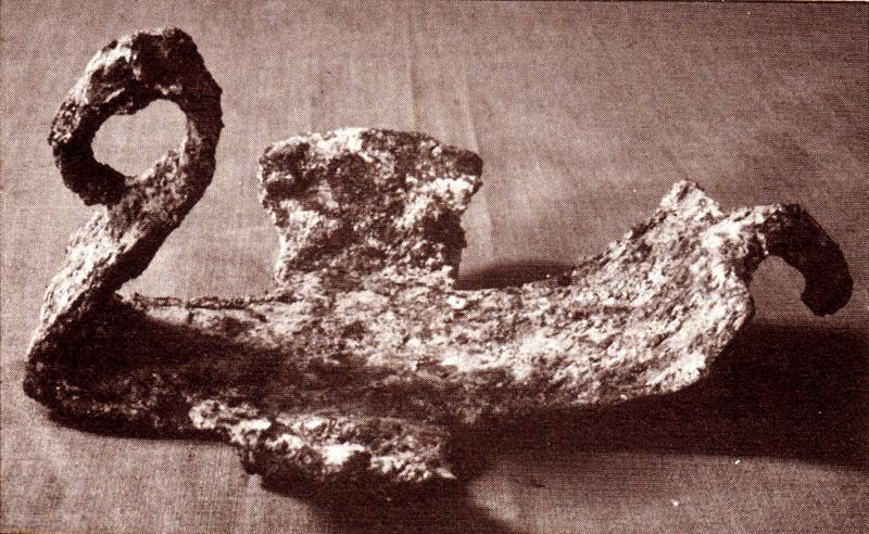 Le cheval dans le monde celtique Hipposandale-graufesenque