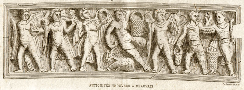 Les logos du forum Archeologie-sarcophage1
