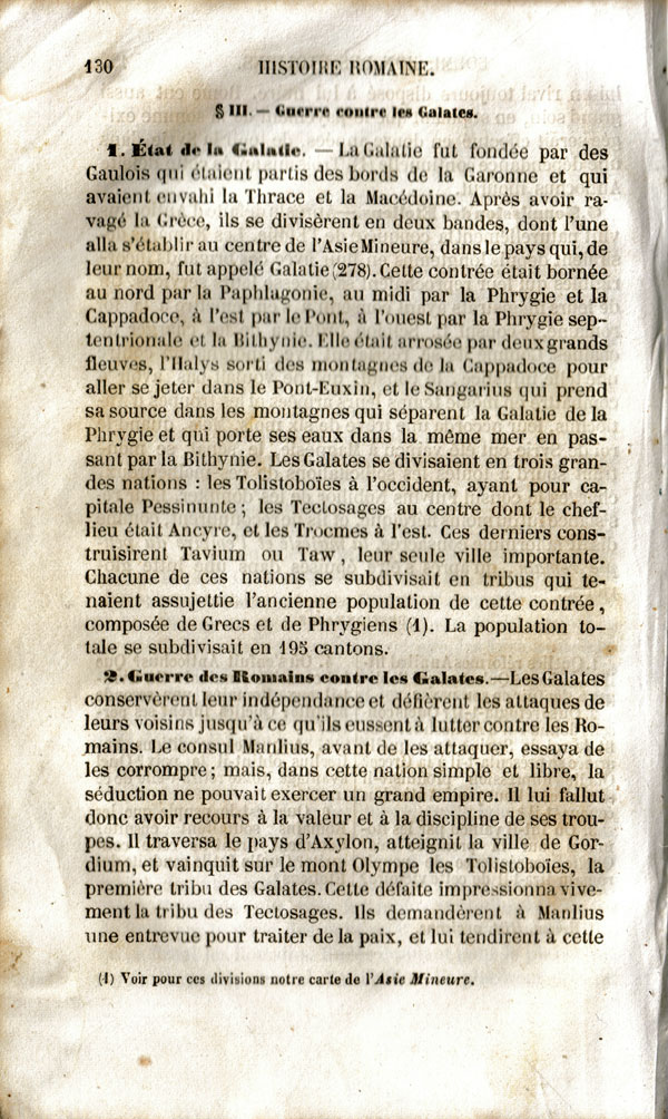 Les Galates ... de Galatie Drioux130
