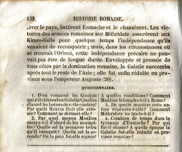 Les Galates ... de Galatie Drioux132h