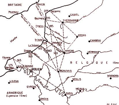 Conan Mériadec - Page 2 Genese-routes-paris