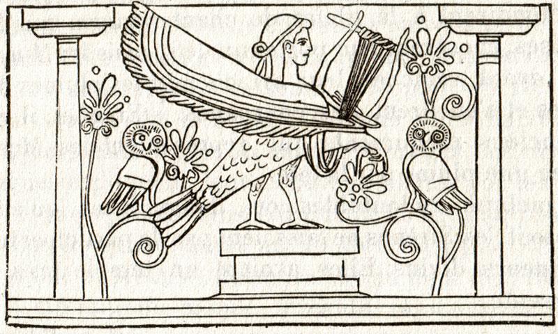 harpes et lyres (Telennoù ha Lourennoù) Sirene-harpe-com145