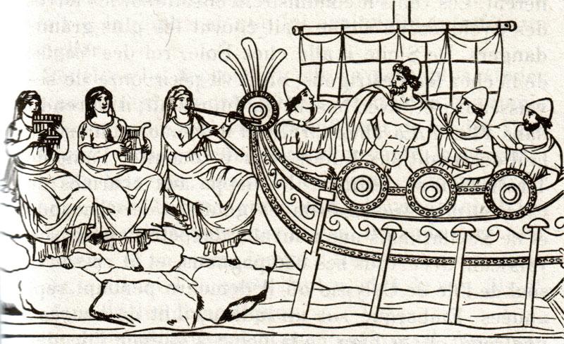 harpes et lyres (Telennoù ha Lourennoù) Sirene-harpe-com373
