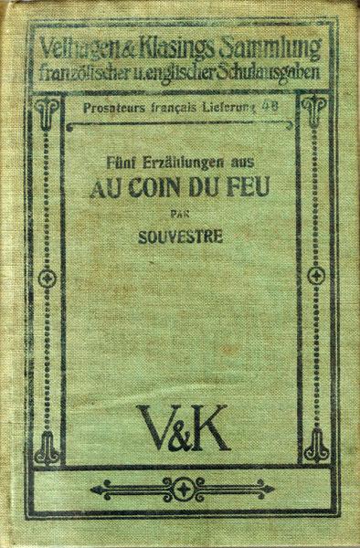 Emile SOUVESTRE Coin-du-feu-couv1