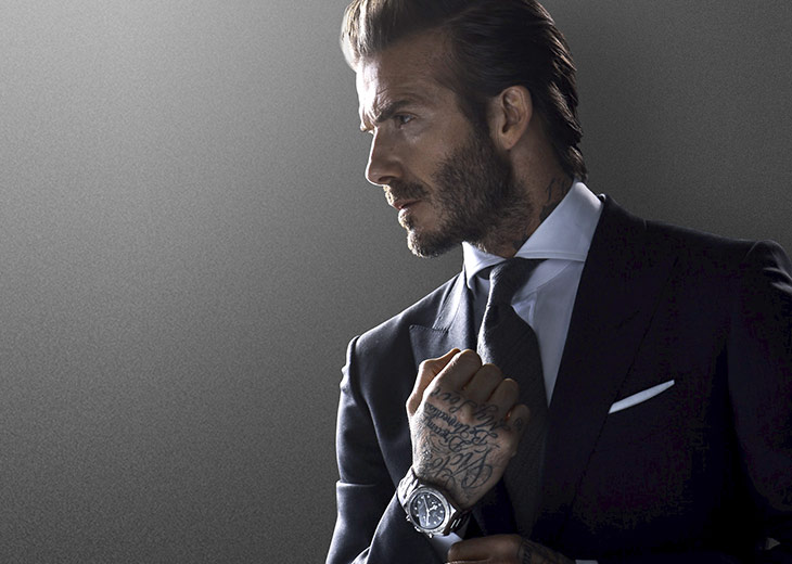 David Beckham embajador de Tudor David-Beckham