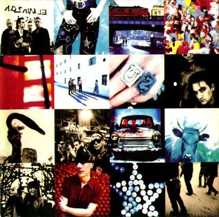 Koji album sada slušate? - ime, cover, ocjena i komentar U2-achtung-baby