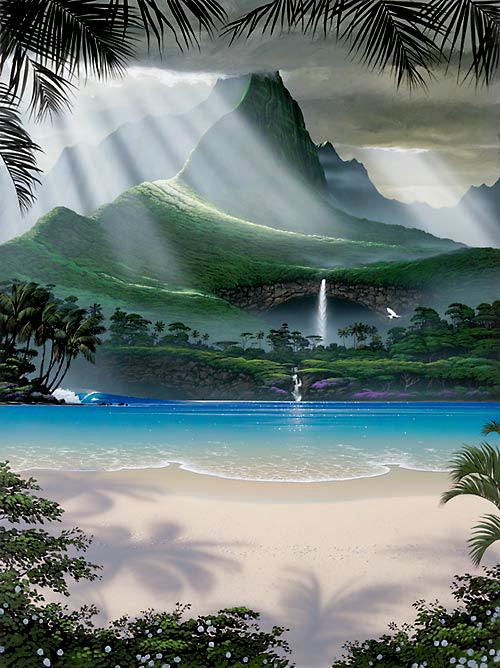 حصريا على منتدى واحة الإسلام - صور رمزية روووعة Heavenly_light