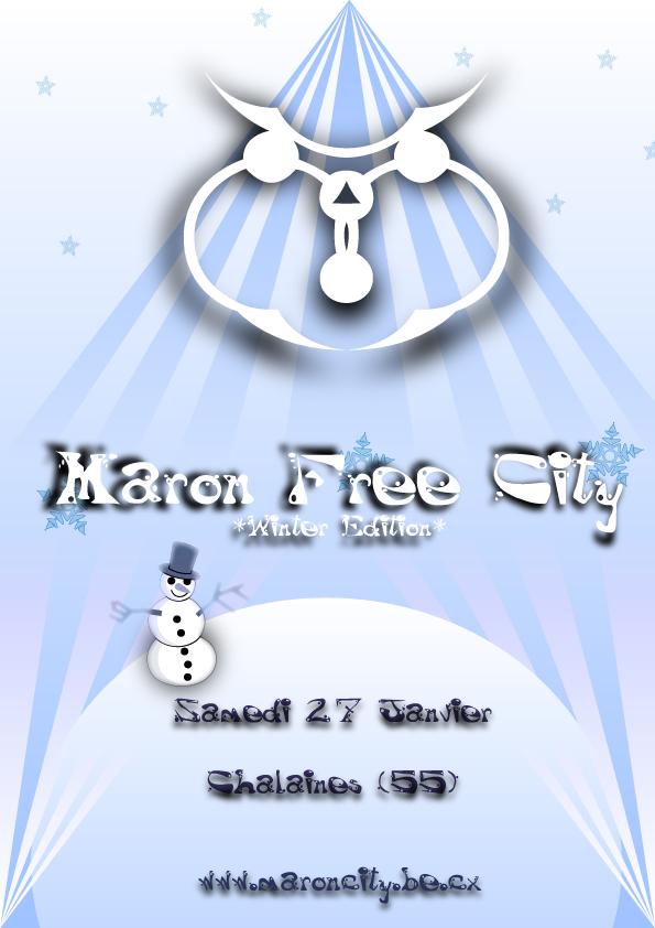 colec de fly MaronFreeCity-.-Winter-Edit