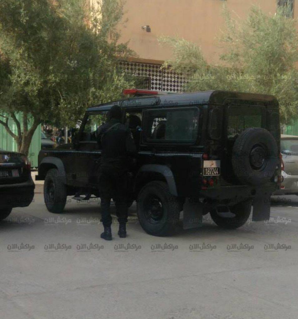 Moroccan Special Forces/Forces spéciales marocaines  :Videos et Photos : BCIJ, Gendarmerie Royale ,  - Page 12 23364835_944907445647335_1560012562_n-copie