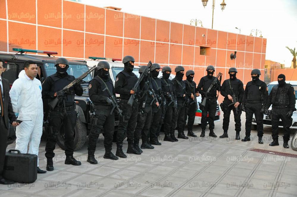 Moroccan Special Forces/Forces spéciales marocaines  :Videos et Photos : BCIJ, Gendarmerie Royale ,  - Page 12 26177156_975306299274116_2106036895_n-copie