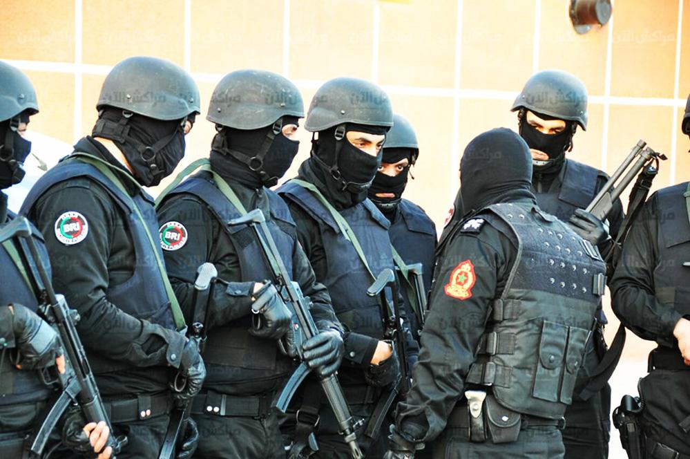 Moroccan Special Forces/Forces spéciales marocaines  :Videos et Photos : BCIJ, Gendarmerie Royale ,  - Page 12 26177201_975308425940570_18278695_n-copie