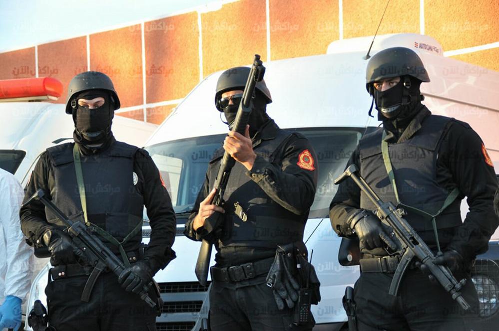 Moroccan Special Forces/Forces spéciales marocaines  :Videos et Photos : BCIJ, Gendarmerie Royale ,  - Page 12 26177391_975309552607124_920599288_n-copie