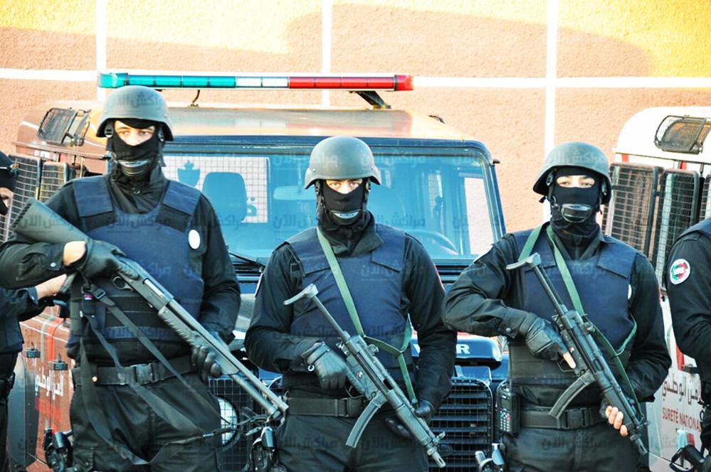 Moroccan Special Forces/Forces spéciales marocaines  :Videos et Photos : BCIJ, Gendarmerie Royale ,  - Page 12 26197024_975306219274124_2038372233_n-copie