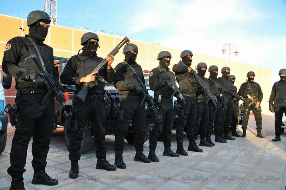 Moroccan Special Forces/Forces spéciales marocaines  :Videos et Photos : BCIJ, Gendarmerie Royale ,  - Page 12 26234097_975307352607344_2075135989_n-copie