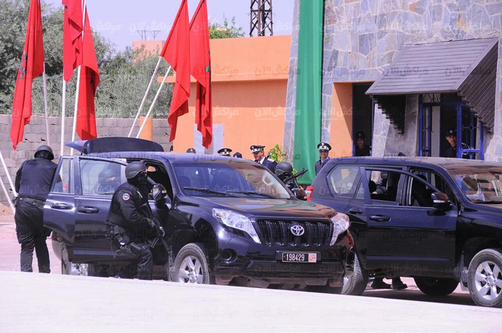 Moroccan Special Forces/Forces spéciales marocaines  :Videos et Photos : BCIJ, Gendarmerie Royale ,  - Page 13 32411159_1049971791807566_6512039756476448768_n-copie