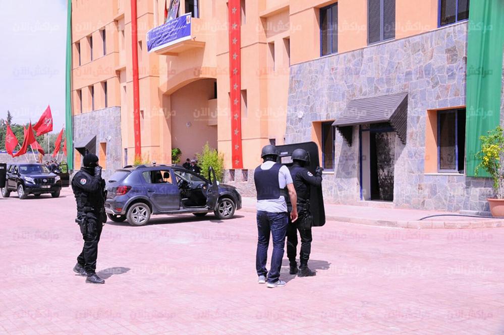Moroccan Special Forces/Forces spéciales marocaines  :Videos et Photos : BCIJ, Gendarmerie Royale ,  - Page 13 32560321_1049971441807601_8520033213278584832_n-copie