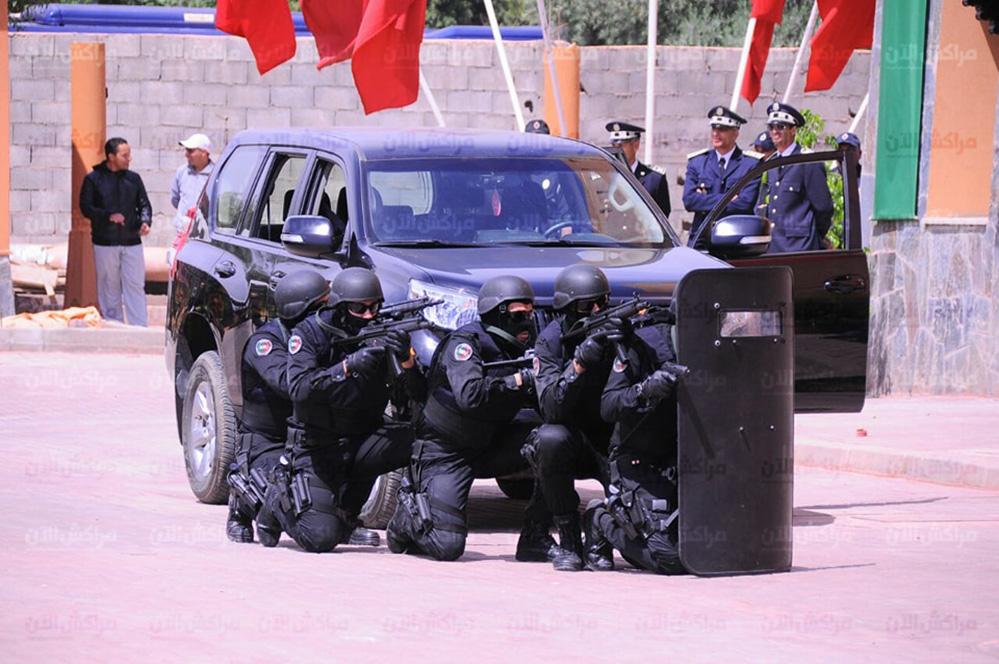 Moroccan Special Forces/Forces spéciales marocaines  :Videos et Photos : BCIJ, Gendarmerie Royale ,  - Page 13 32567486_1049971128474299_6404793306403831808_n-copie