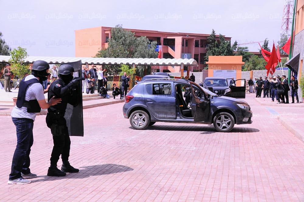 Moroccan Special Forces/Forces spéciales marocaines  :Videos et Photos : BCIJ, Gendarmerie Royale ,  - Page 13 32665314_1049971645140914_3460016492492357632_n-copie