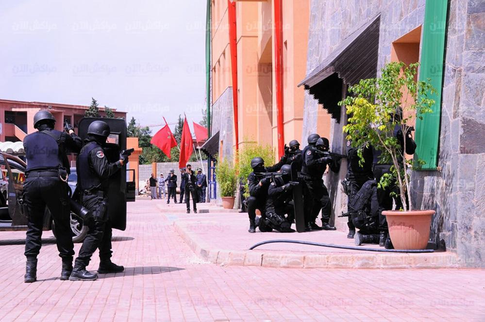 Moroccan Special Forces/Forces spéciales marocaines  :Videos et Photos : BCIJ, Gendarmerie Royale ,  - Page 13 32665329_1049971231807622_9057431568737370112_n-copie