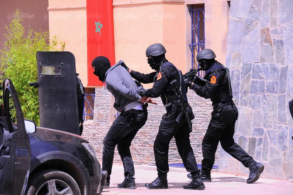 Moroccan Special Forces/Forces spéciales marocaines  :Videos et Photos : BCIJ, Gendarmerie Royale ,  - Page 13 32714390_1049973161807429_3918479744256966656_n-copie