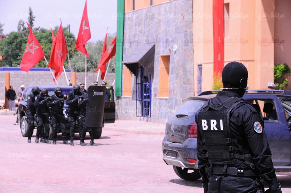 Moroccan Special Forces/Forces spéciales marocaines  :Videos et Photos : BCIJ, Gendarmerie Royale ,  - Page 13 32765403_1049971728474239_1595340914627182592_n-copie